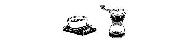 Apex Brewing Guide - Hario Scale Grinder - Coffee - Moka Pot